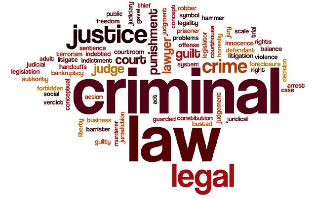criminal fld law