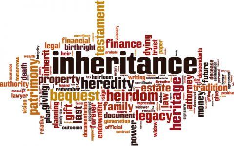 inheritance fld law
